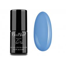 Uv гел лак 6 ml – Blue Cream Jelly