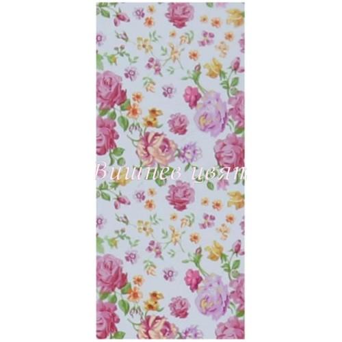 NEW арт фолио с цветя 16