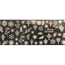 Christmas фолио за нокти 10