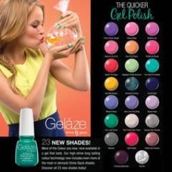 GELAZE® by China Glaze гел лак (6)
