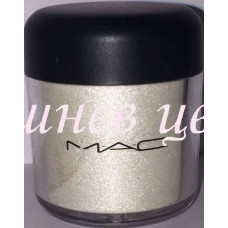 MAC пигмент Frozen white 7,5гр.