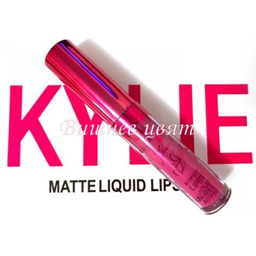 KYLIE matte liquid lipstick mini-Head over Heels