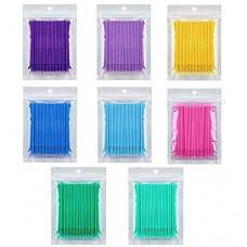 Микрочетки за мигли 100бр в пакет