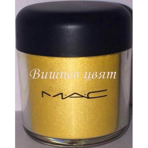 MAC пигмент Old gold 7,5гр.