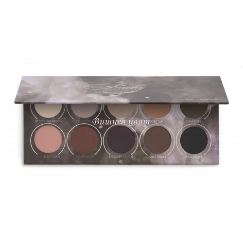 ZOEVA палитра за очи SMOKY Eyeshadow Palette