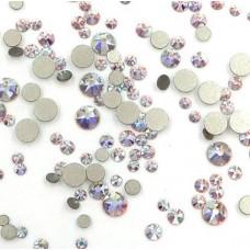 Swarovski 100pcs дек. камъни хамелеон кристал /IridescentMIX/