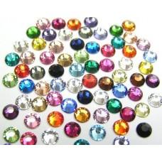 Swarovski дек. камъни кристал /MIX/ss10-2,7мм.