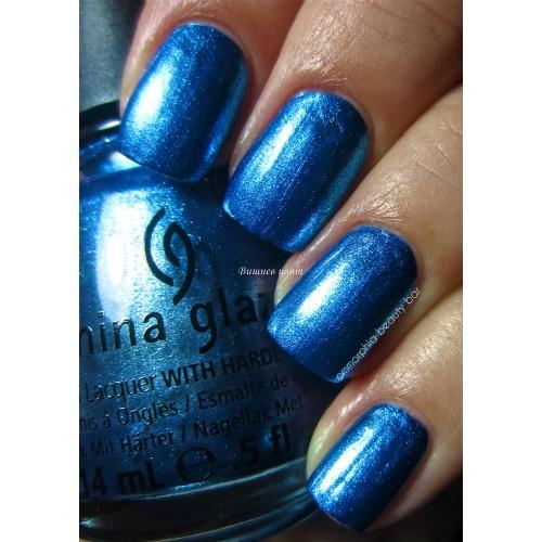 China Glaze-Blue bells Ring