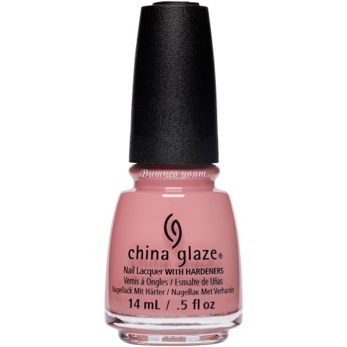 China Glaze-Don`t Make me Blush