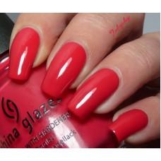China Glaze-Pink chiffon