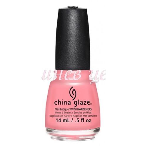 China Glaze-Pink or swim