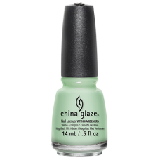 China Glaze-Re-fresh Mint