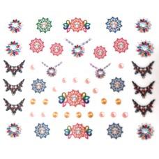"Стикер за нокти ""Crystal Diamonds""-516"