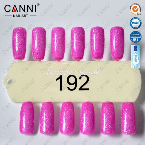 Гел лак UV&LED 192