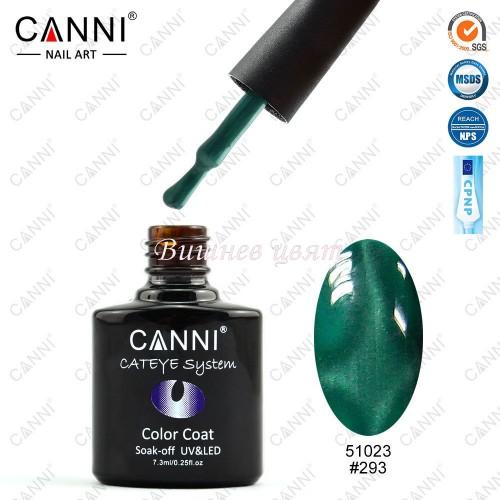 Магнитен гел лак UV&LED 293