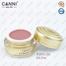 Гел за изграждане-Soft Pink 301 - 15мл.