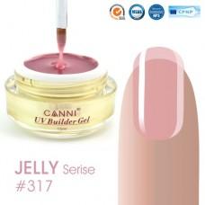 Гел за изграждане-Jelly Series 317 - 15мл.
