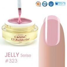 Гел за изграждане-Jelly Series 323 - 15мл.