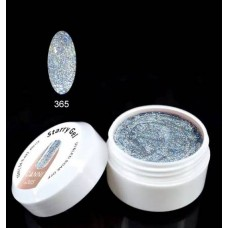 Starry gel 365 - гел с брокат 15гр.
