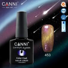 Магнитен гел лак хамелеон UV&LED 453