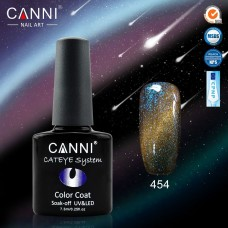 Магнитен гел лак хамелеон UV&LED 454