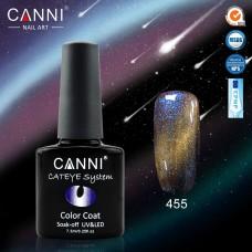 Магнитен гел лак хамелеон UV&LED 455