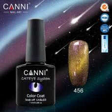 Магнитен гел лак хамелеон UV&LED 456
