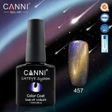 Магнитен гел лак хамелеон UV&LED 457