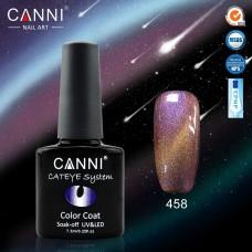Магнитен гел лак хамелеон UV&LED 458