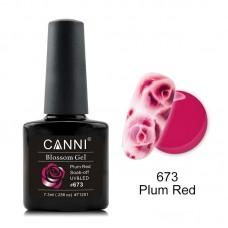 Blossom Gel-Plum Red 673