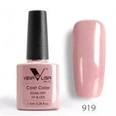 Гел лак Vena Lisa UV&LED 919