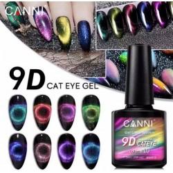 NEW 9D Cat eye-магнитен гел лак  (12)