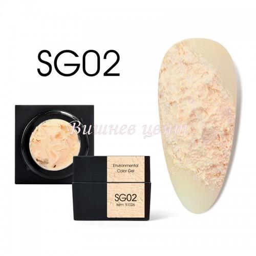 Gypsum Gel SG02