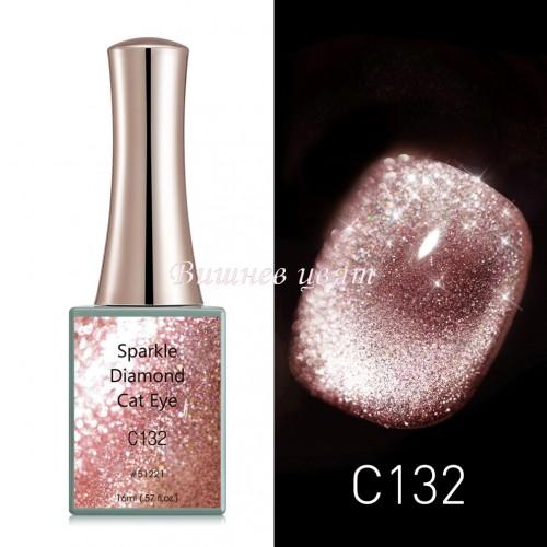 Sparkle Diamond – Cat Eye c132 – 16 ml