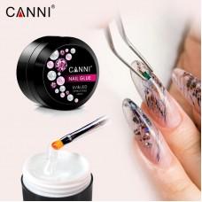 Canni Nail Glue-гел за камъни,фигурки и украшения за нокти 15мл.