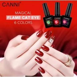 5D Flame cat eye-магнитен гел лак (7)