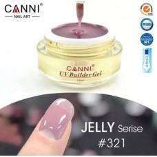 Гел за изграждане-Jelly Series 321 - 15мл.
