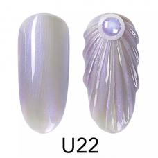 Седефена гел боичка Seashell Color Gel - U22