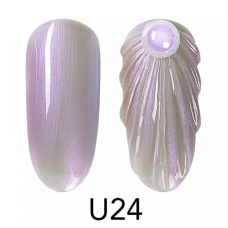 Седефена гел боичка Seashell Color Gel - U24