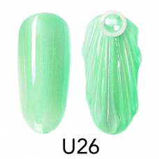 Седефена гел боичка Seashell Color Gel - U26