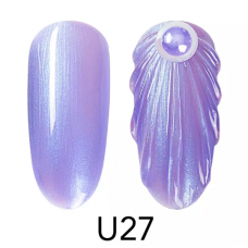 Седефена гел боичка Seashell Color Gel - U27