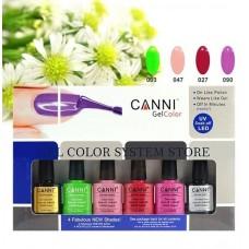 Комплект за гел лак CANNI 3