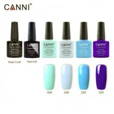 Комплект за гел лак CANNI 2