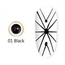 Spider gel CANNI NEW Black-01
