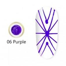 Spider gel CANNI NEW Purple-06