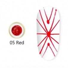 Spider gel CANNI NEW Red-05