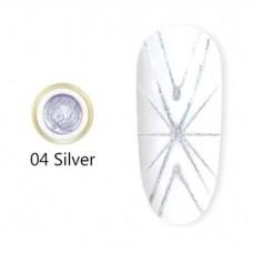 Spider gel CANNI NEW Silver-04