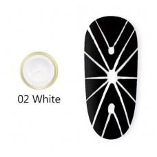 Spider gel CANNI NEW White-02