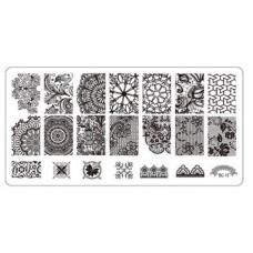 Шаблон за нокти BC-10