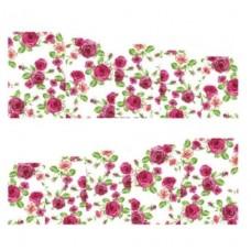 Цяла ваденка с цветя 376
